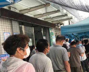 荆州高新区李埠镇:接种新冠疫苗共筑健康长城