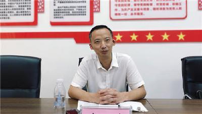 荆州高新区市直联合党支部深入开展党史学习教育活动