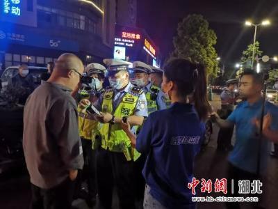 荆州公安启动高等级勤务全力维护社会稳定