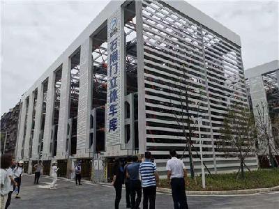 新增794个泊位 荆州中心城区两座大型停车场正式投入运营