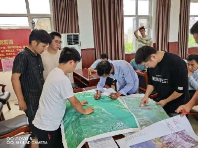 荆州-咸宁线(洪湖嘉鱼段)市级界线细化工作协调会圆满完成