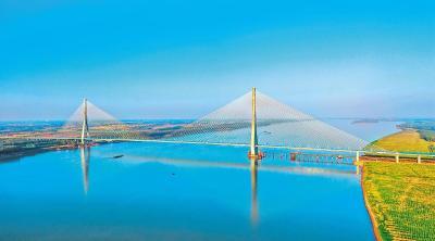 厉害了!荆州这座长江大桥荣获全球杰出工程奖