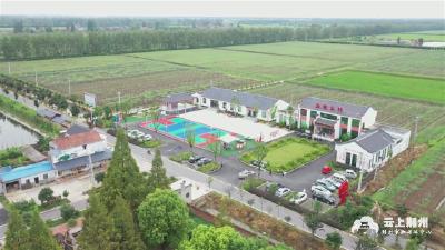 范后林:党建引领兴产业 绿水红花绕青山
