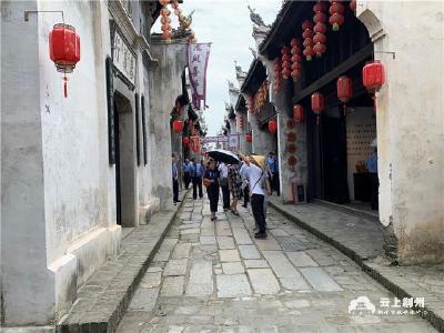 洪湖瞿家湾老街:打造红色品牌 传承红色基因