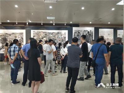 荆州历史文化题材美术创作工程 展荆楚魅力