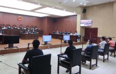 洪湖:非法捕捞、收购长江鱼虾 6人获刑