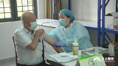 """荆州纪南文旅区全力推进疫苗接种""""清零""""行动"""