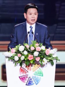 这位荆州人在北京国际电影节上致辞