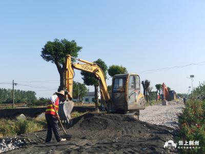 荆州区:打造特色农村公路 带动乡村旅游发展