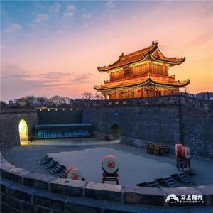 10月1日 荆州古城新游线将和游客朋友们见面