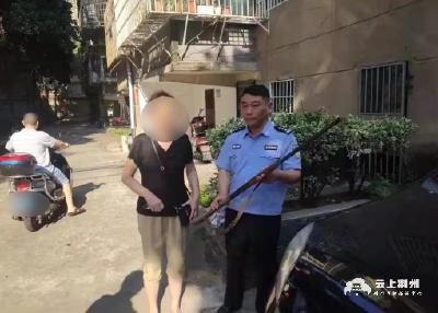 【集中攻坚行动】荆州区两居民主动上缴枪支和子弹
