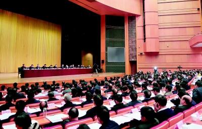 湖北省经济工作暨农村工作会议召开 蒋超良出席并讲话