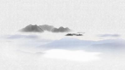 风雪合江楼
