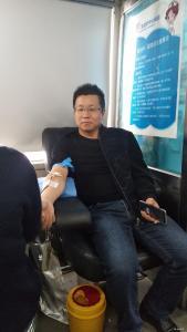 松木坪镇中心卫生院:无偿献血让爱传递
