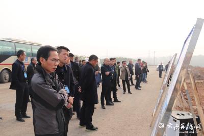 松宜应急救援基地完成投资2179万元 辐射宜昌、荆门、荆州