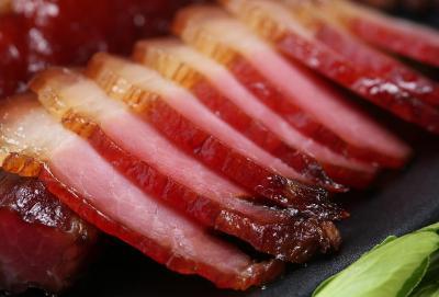 墨香潘湾——熏腊肉