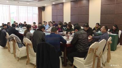 政协委员分组讨论 为高质量发展建言献策