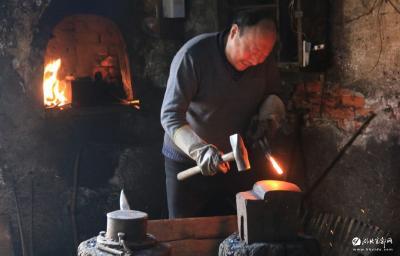 墨香潘湾——潘铁匠