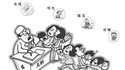 """【三峡日报】患儿就诊现高峰 医护党员带头""""打硬仗"""""""