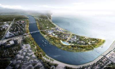 生态优先 绿色发展  高质量推动鲟龙湾文化旅游项目建设