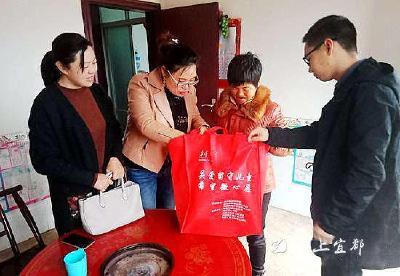 石门村:用行动关爱留守和贫困儿童