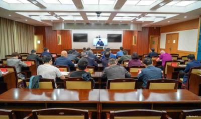 我市组织收听收看宜昌市旅游服务提质升级专题视频会
