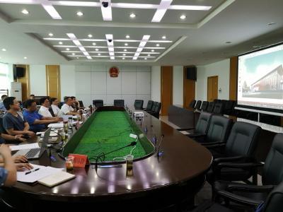 市规委会2019年第二次会议召开