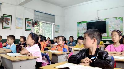 【壮丽70年•奋斗新时代】补短板提质量 推进教育均衡 共享教育阳光