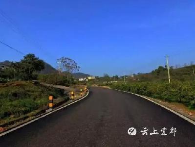 """枝城镇被评为""""四好农村路""""示范乡镇"""