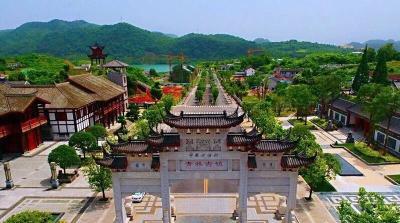 厉害了,我的村!青林寺村有了音乐喷泉!