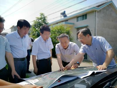 【快讯】三峡基地公司董事长关柳玉一行来我市考察