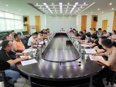 市委第三次双月座谈会聚焦创卫工作