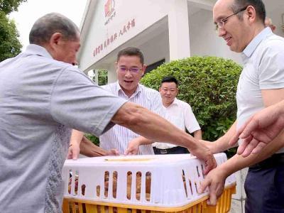 社村共建 开启供销产业扶贫新模式