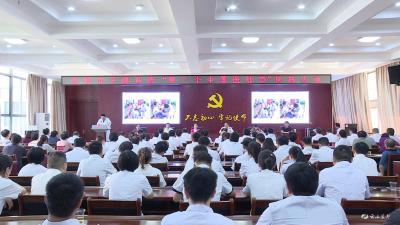 """市卫健系统庆祝第二个""""中国医师节"""""""