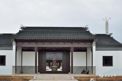 """枝城""""丹阳书院""""10月1日前将对外开放"""