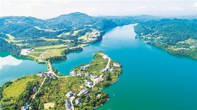 高坝洲:凝绿色神韵筑生态之美