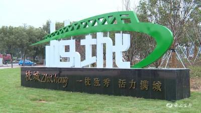 重磅!枝城镇上榜2018中国中部乡镇综合竞争力百强名单第18位!