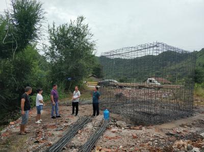 庙河村安全饮水工程再升级