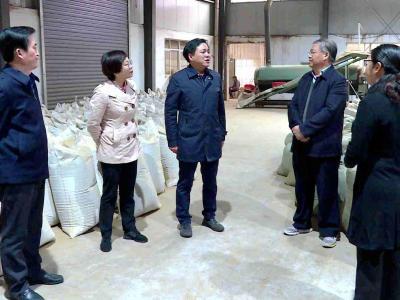 罗联峰:夯实产业扶贫底盘 巩固提升脱贫攻坚成效