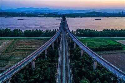 我和宜都三座长江大桥的情缘