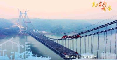 快来围观!白洋长江公路大桥建设又有新进展!
