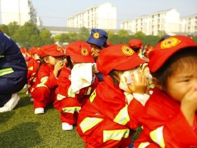 """我市""""119消防宣传月""""活动启动"""