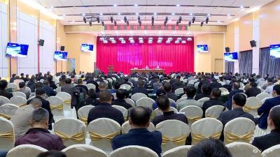 【快讯】全市驻村帮扶工作培训会议召开