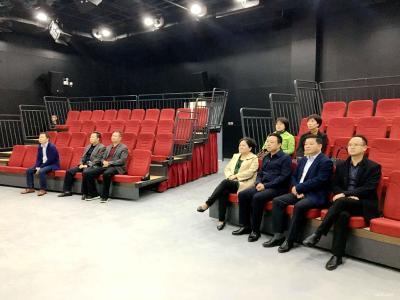 """【快讯】市八届党代会监督委员会视察我市""""双中心""""建设情况"""