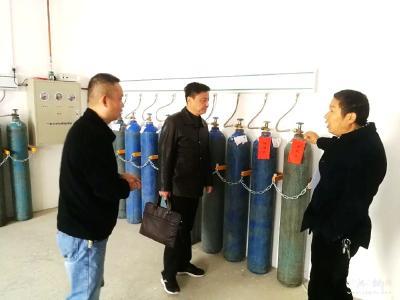 """""""三查三看""""——市卫健局守安全底线有""""秘籍"""""""