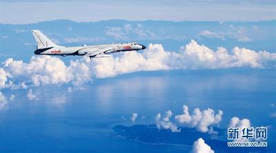 阳光照耀奋飞的航程——党中央、中央军委和习主席关心人民空军建设发展纪实