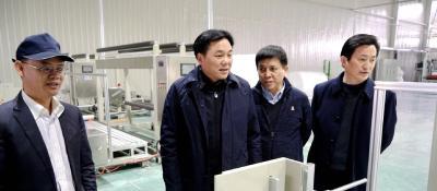 【湖北日报】罗联峰:优化营商环境 助力企业扎根宜都