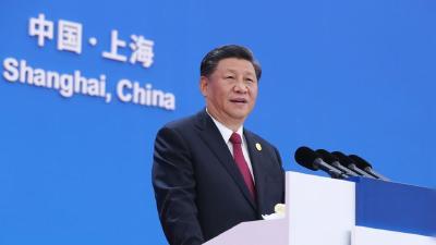 习近平引领自信中国阔步走向世界