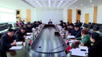 市委中心组专题学习信访工作