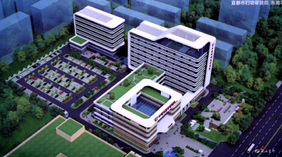 市妇幼保健院整体迁建项目开工建设